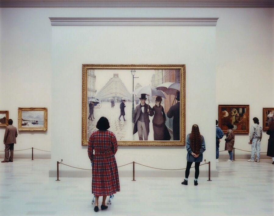 O que é arte; Art Institute of Chicago II, Chicago, 1990 Phillips: Photographs