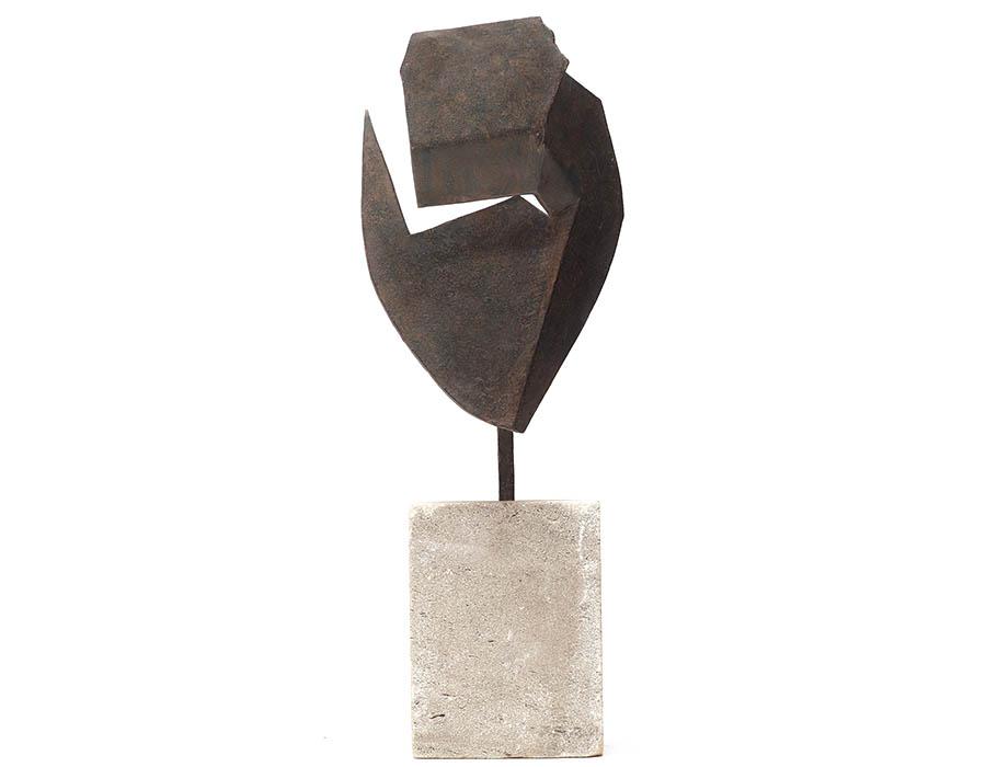julio gonzales escultura