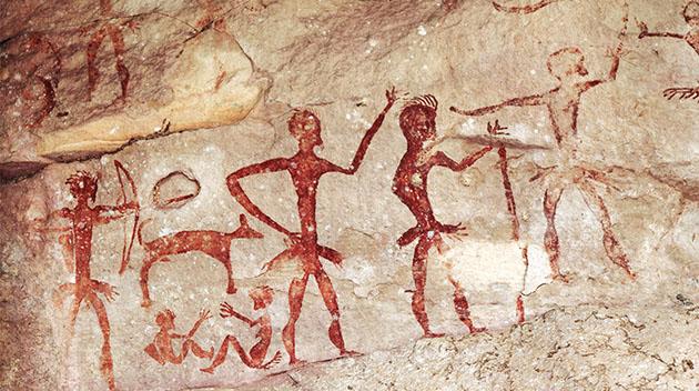 Pintura rupestre; arte rupestre