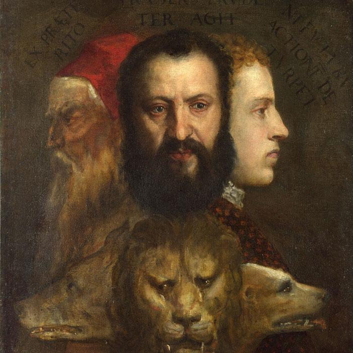Alegoria da Prudência (c.1565 - 1570)