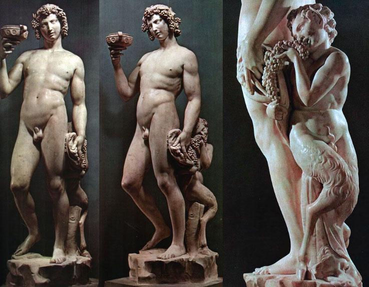 Baco de Michelangelo