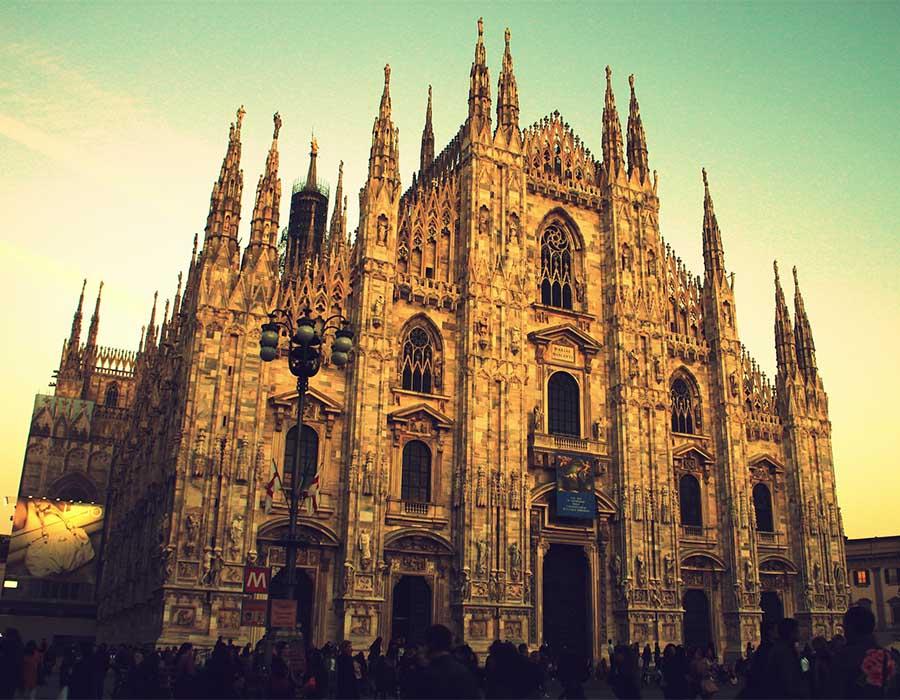 Catedral de Milão (Itália)