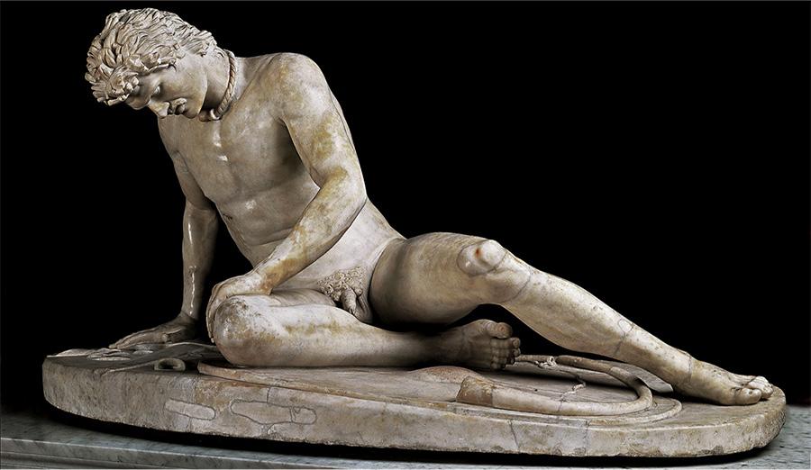 Gaulês agonizante (232