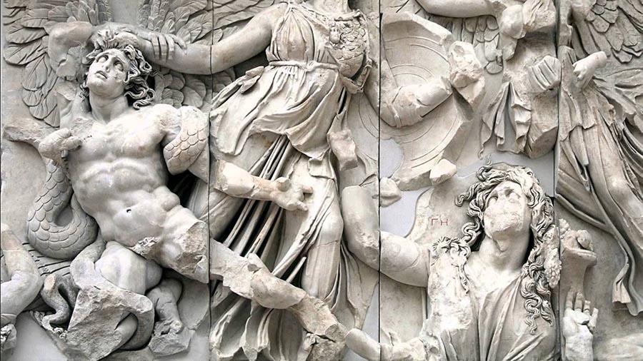 Período Helenístico; Altar de Pérgamo