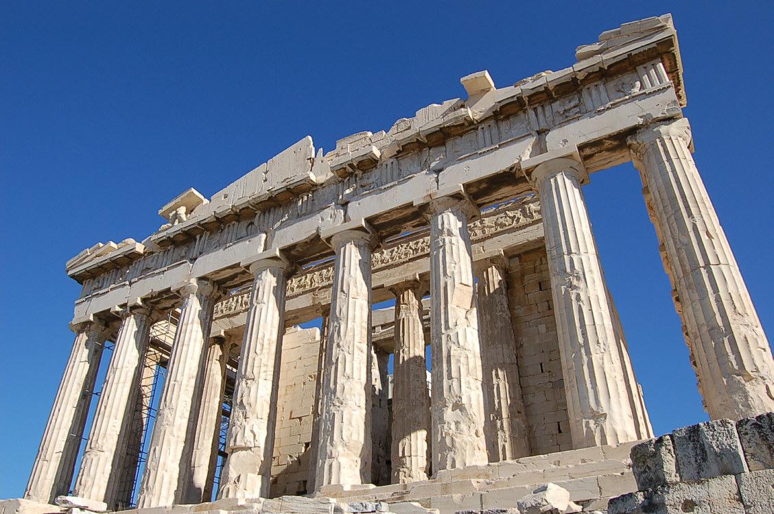 Partenon em Atenas