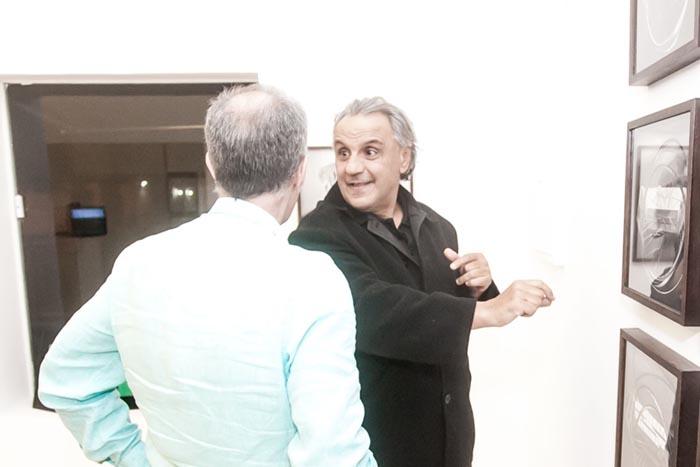 Bianca Boeckel Galeria; Fabio Faisal