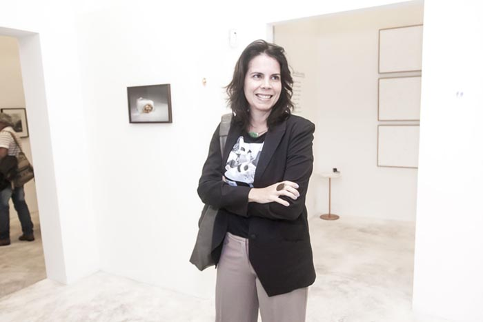 Bianca Boeckel Galeria; Tera Queiroz