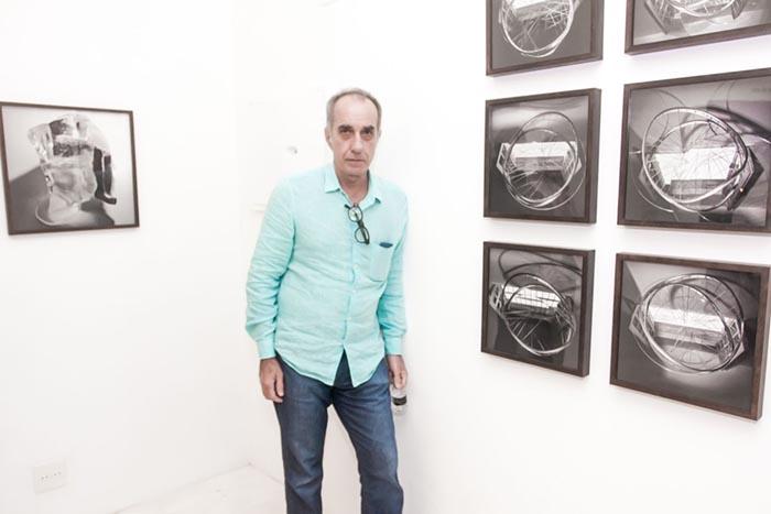 Bianca Boeckel Galeria; Ricardo Becker