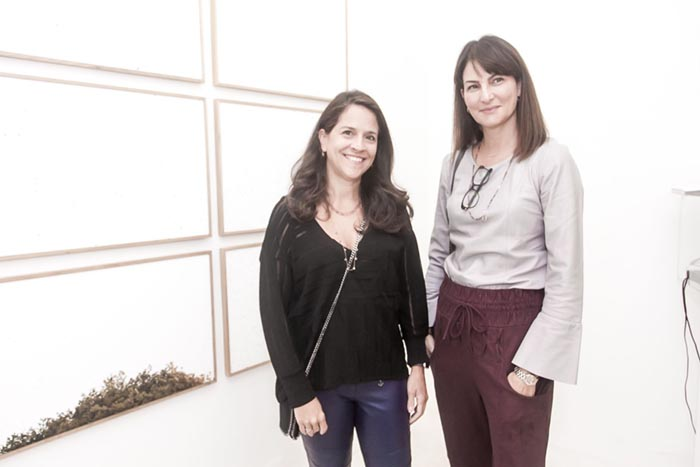 Bianca Boeckel Galeria; Paula Bento e Renata Lucena