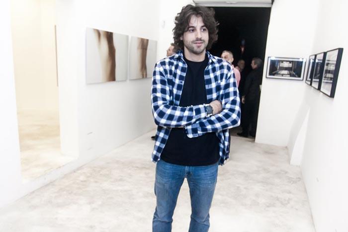 Bianca Boeckel Galeria; Mauricio Machado