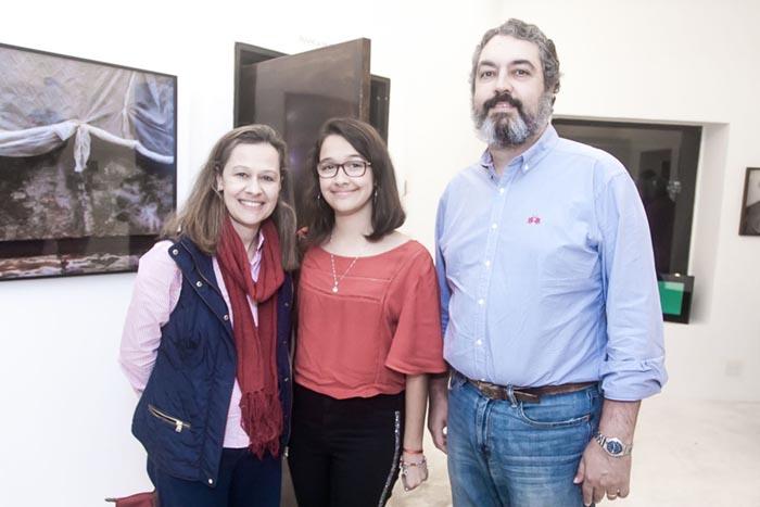 Alessandra Ferreira, Ana Luiza Ferreira e Renato Bueloni Ferreira