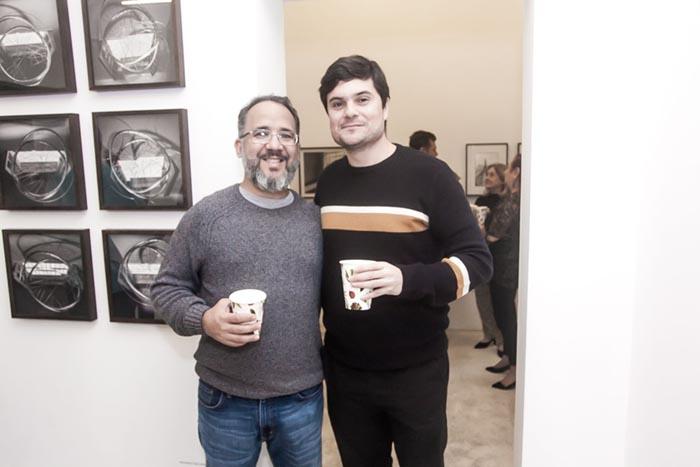 Fernando Costa e Silva e Rafael Doring