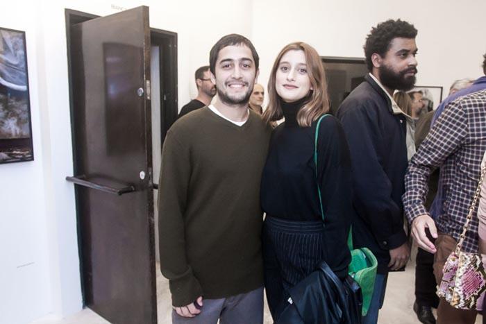 Rodrigo Miranda e Gabi Gelli