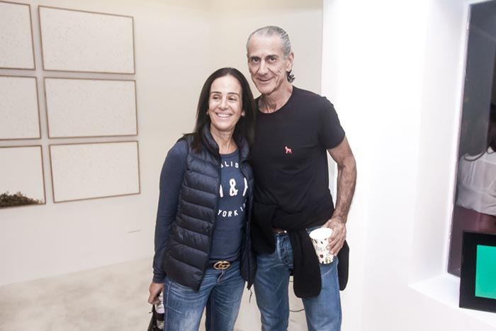 Adriana Kehdi e Sergio Scaff