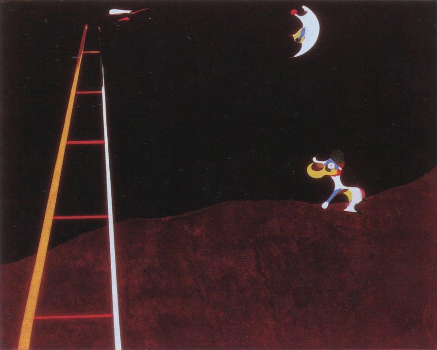 Cachorro Latindo para a Lua (1926)