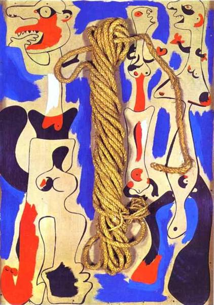 Rope and People I (1935)