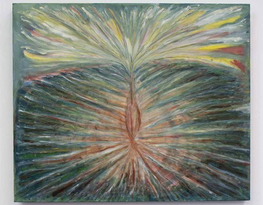 Luiz Hermano apresenta pinturas e esculturas inéditas na Galeria Lume
