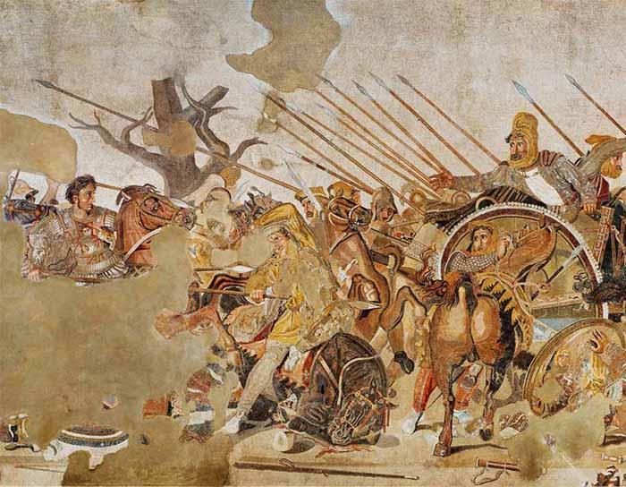 arte grega; período helenístico