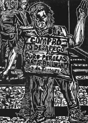 Francisco Maringelli - Compro o desapego ao ouro, pérola, prata, brilhantes (2006)