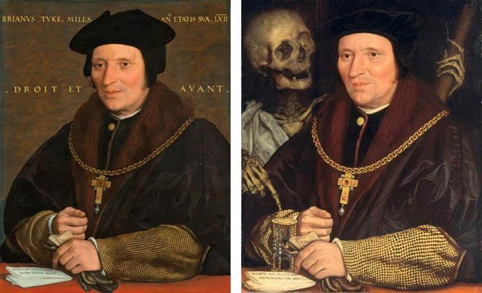 Hans HOLBEIN, o jovem (1497-1543) Sir Brian Tuke
