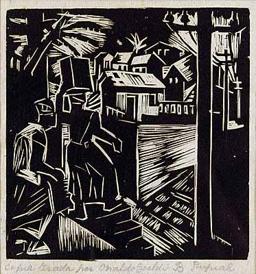 O papel da gravura no Brasil: Oswaldo Goeldi