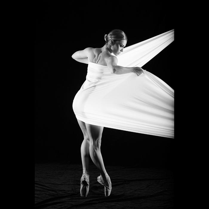 Bailarina IV - Márcio Pilot