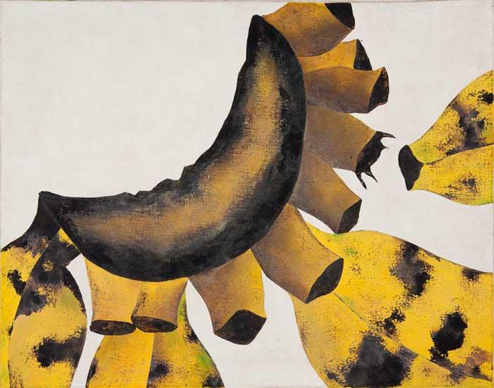 Antonio Henrique Amaral | Bananas (1972)