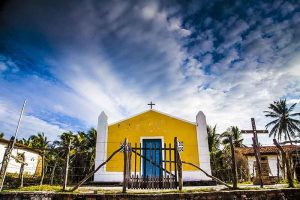 Igreja em Atins