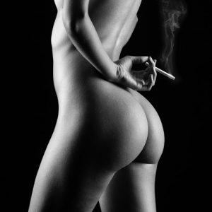 Jaq & cigar