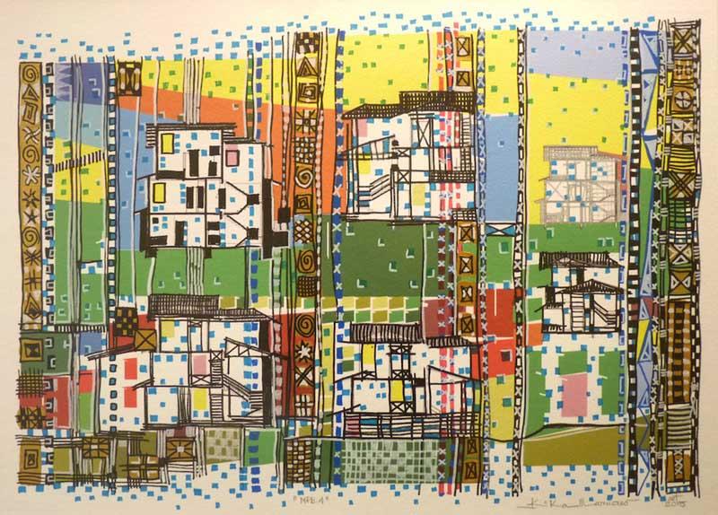 Kika Marciano - MPB-4 - 75 x 95