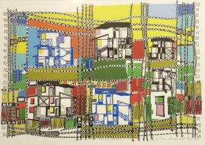 Kika Marciano - O ritmo dos santos- 66 x 87