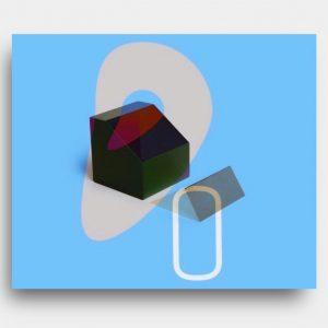 Object + Blue