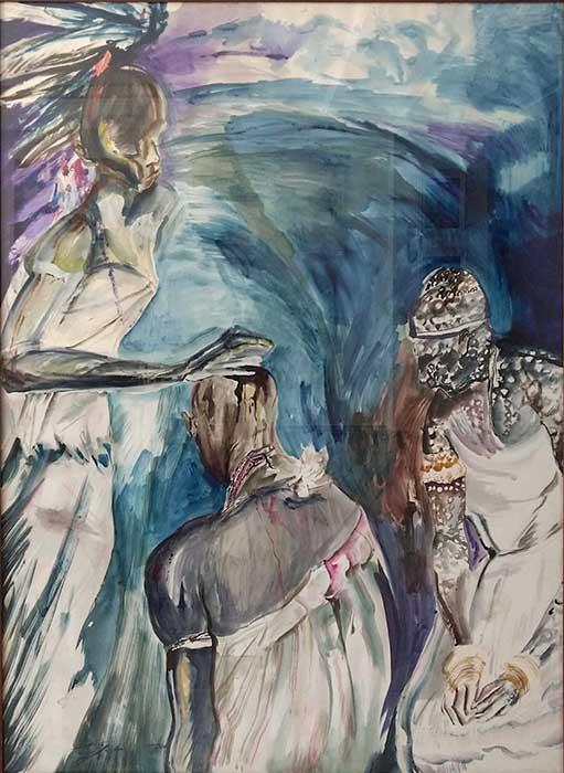Sagração Da Filha De Santo
