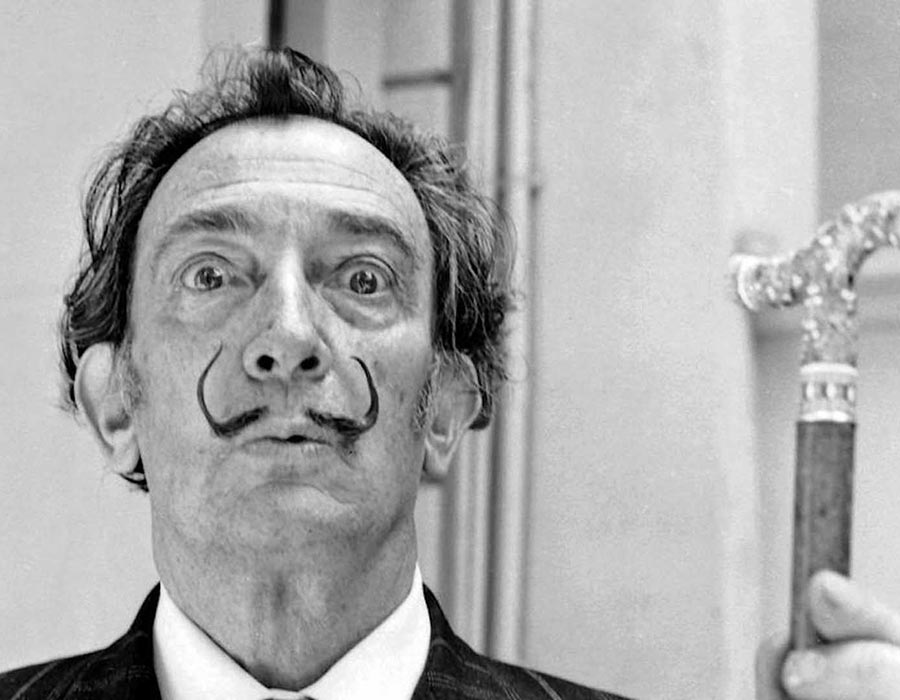 Salvador Dalí: um dos maiores símbolos da pintura surrealista