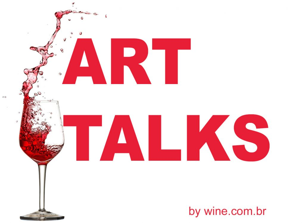 art talks by wine