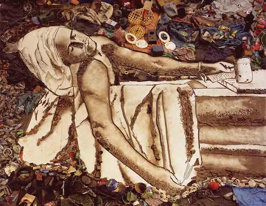 Vik Muniz | lixo extraordinário