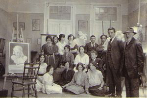 participação das mulheres na história da arte - ESCOLA_DE_ARTES_Porto_Alegre