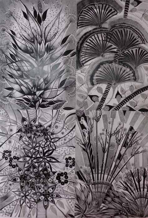Paulo Moreira - Jardins Imaginários # I