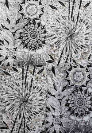 Paulo Moreira - Jardins Imaginários # III