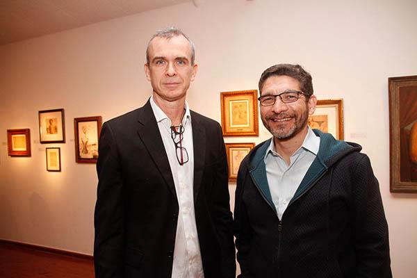 Paulo Varella e Marco Barreto