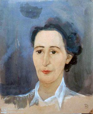 Retrato de Mulher IV