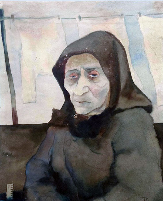 Retrato de mulher I