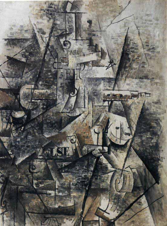 clarinet-and-bottle-of-rum-on-a-mantelpiece-1911-braque
