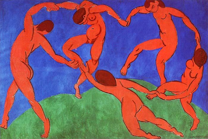 Fauvismo - Matisse