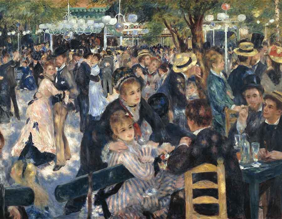 10 obras mais famosas de Renoir