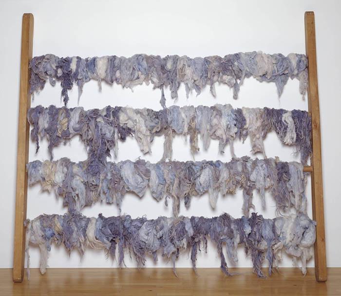 Untitled 1968 by Jannis Kounellis born 1936