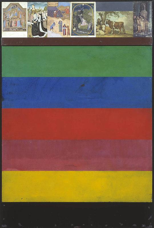 The Fine Art Bit 1959 by Peter Blake born 1932