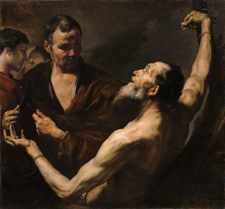 Barroco na Espanha; José de RIBERA