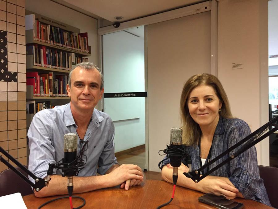 Paulo Varella e Valéria Piccoli