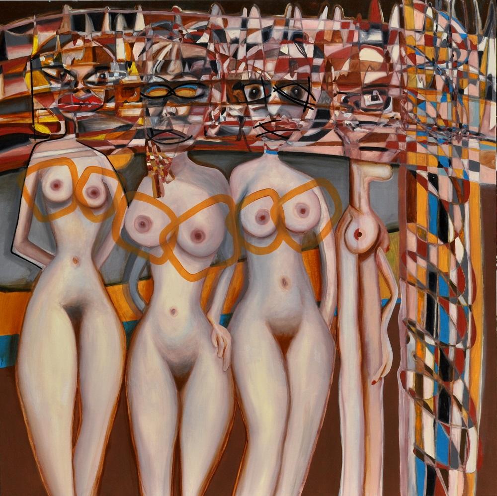Jansen Vichy - As mulheres, 2010